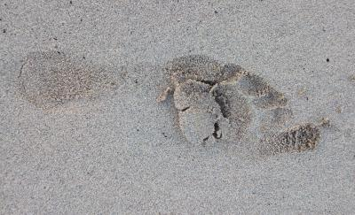 Footprint Garve Beach